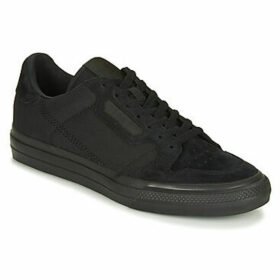 adidas  CONTINENTAL VULC  women's Shoes (Trainers) in Black