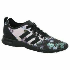 adidas  ZX Flux Adv Smooth W  women's Running Trainers in Black