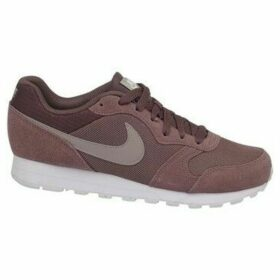 Nike  MD Runner 2  women's Running Trainers in Brown