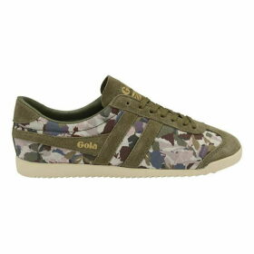 Gola Bullet Liberty Cf Lace Up Trainers
