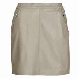 Oakwood  PHOEBE  women's Skirt in Grey