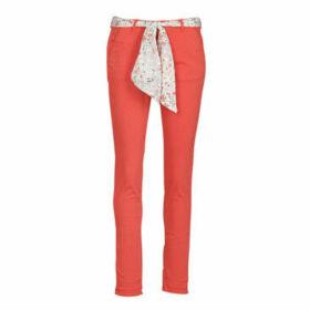 Le Temps des Cerises  LIDY  women's Trousers in Pink