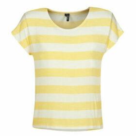 Vero Moda  -  women's T shirt in Yellow