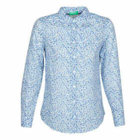 Benetton  -  women's Shirt in Blue