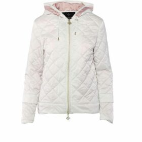 Carolina Cavour Ladies Spring Twill Hoodie Jacket