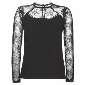 One Step  CASTILLA  women's Blouse in Black