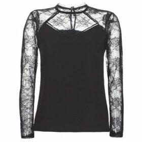 One Step  CASTILLA  women's Blouse in Black