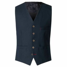 Aston and Gunn Banbury Navy Pique Jacket