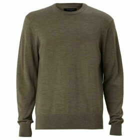 All Saints Lang Merico Crew Neck Jumper