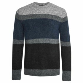 French Connection Supersoft Mohair Stripe Jumper