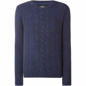 Replay Knitted Chenille Sweater