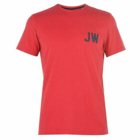 Jack Wills Short Sleeved Bedwyn T Shirt854