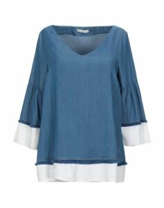BLU BIANCO SHIRTS Blouses Women on YOOX.COM