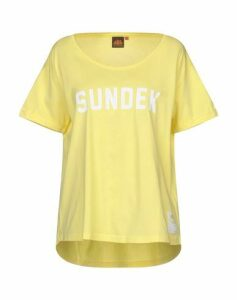 SUNDEK TOPWEAR T-shirts Women on YOOX.COM