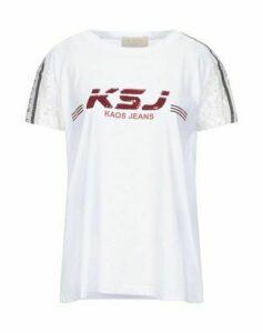 KAOS JEANS TOPWEAR T-shirts Women on YOOX.COM