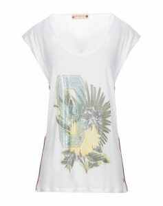 MET JEANS TOPWEAR T-shirts Women on YOOX.COM