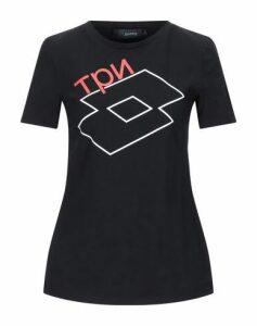 TPN x LOTTO TOPWEAR T-shirts Women on YOOX.COM