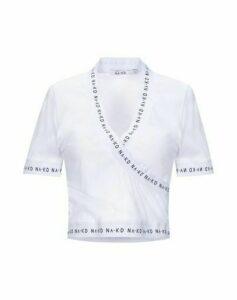NA-KD TOPWEAR T-shirts Women on YOOX.COM