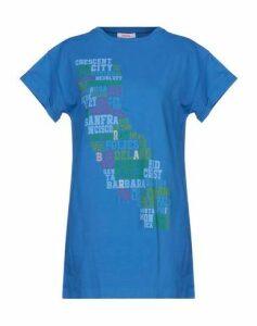 BLUGIRL BLUMARINE TOPWEAR T-shirts Women on YOOX.COM