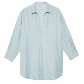 Jack Wills Southcote Casual Shirt - Pale Blue