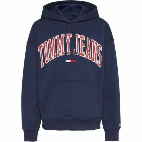 Tommy Jeans Collegiate Hoodie - TWILIGHT NAVY