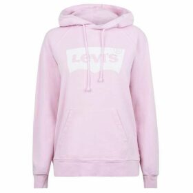 Levis Levis Graphic Sports Hoodie - Pink Lady