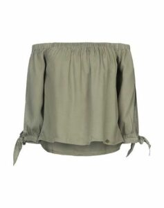 SUPERDRY SHIRTS Blouses Women on YOOX.COM