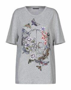ALEXANDER MCQUEEN TOPWEAR T-shirts Women on YOOX.COM
