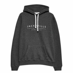 Jack Wills Batsford Wills Hoodie - Cornflower