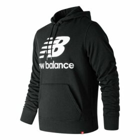 New Balance Stack OTH Hoodie - Black