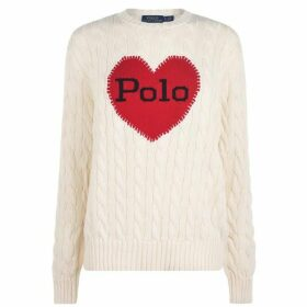 Polo Ralph Lauren Polo Heart cable Ld93
