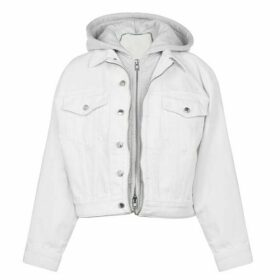 Alexander Wang Double Layered Hybrid Jacket