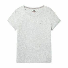 Plain Crew Neck T-Shirt