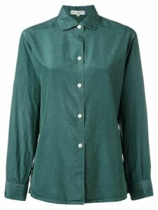 Emilio Pucci Pre-Owned silk shirt - Green