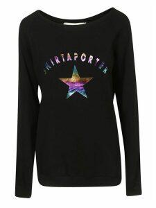 Shirt a Porter Logo Print Sweatshirt