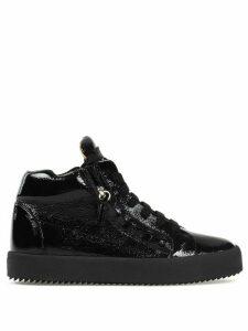 Giuseppe Zanotti Justy low-top sneakers - Black