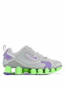 Nike chunky sole sneakers - Grey