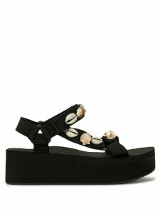 Arizona Love Trekky Fun flat sandals - Black
