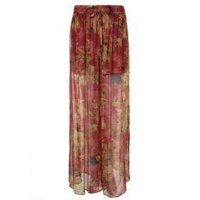 Zimmermann Melody Wide Floral Trousers