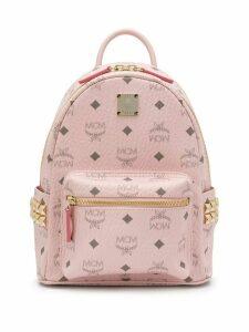 MCM Mini Stark backpack - PINK