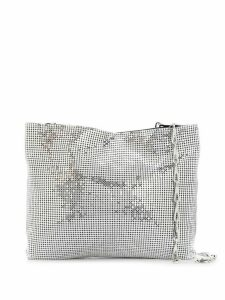 Paco Rabanne chainmail shoulder bag - SILVER