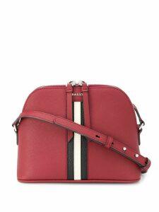 Bally Salmah striped-insert cross-body bag - Red