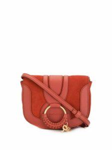 See by Chloé Hana mini cross-body bag - Red