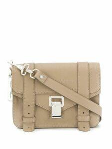 Proenza Schouler PS1 mini crossbody bag - NEUTRALS