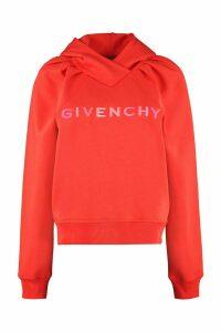 Givenchy Embroidered Logo Sweatshirt