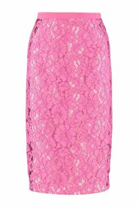 N.21 Lace Pencil Skirt