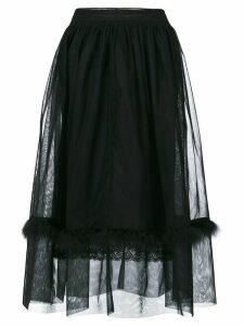 Simone Rocha tulle skirt - Black