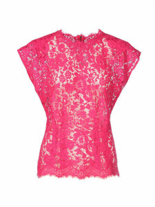 Dolce & Gabbana Lace Blouse M/l