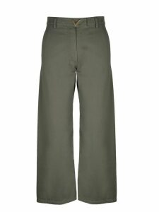Valentino V Gold Trousers
