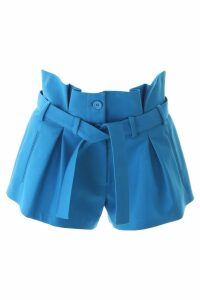 The Attico Shorts With Belt
